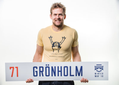 Henri Grönholm