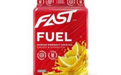 Urheilijan lisäravinteet: FAST Fuel – Lisää tehoja harjoituksiin oikealla treenijuomalla