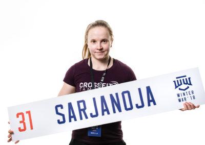 Minna Sarjanoja