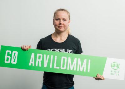 Anni Arvilommi