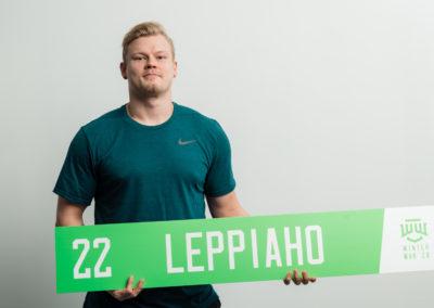 Jesper Leppiaho